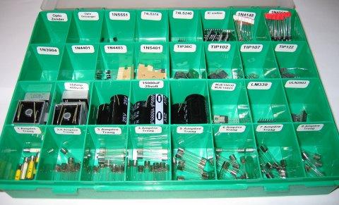 Elektronica componenten